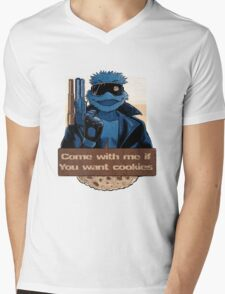 cookieminator Mens V-Neck T-Shirt