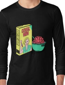 Cereal Mom Long Sleeve T-Shirt