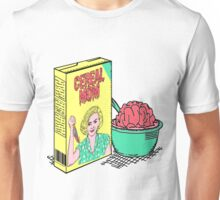 Cereal Mom Unisex T-Shirt