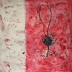 Untitled (Red) by Annie Coe