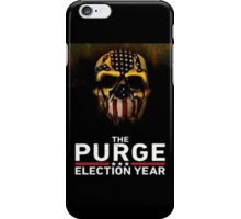 The Purge Election Year iPhone Case/Skin