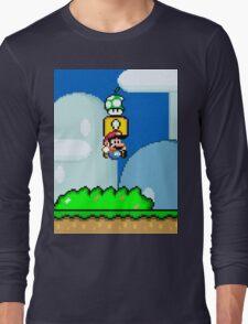 Mario Bros. 1Up Apple T-Shirt