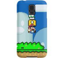 Mario Bros. 1Up Apple Samsung Galaxy Case/Skin