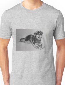 A Little Boys' Best Friend Unisex T-Shirt