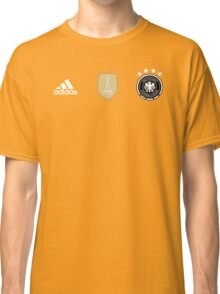 Germany National Football -  Euro 2016 Classic T-Shirt