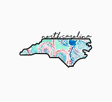 North Carolina Print Unisex T-Shirt