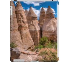 Tent Rocks National Monument iPad Case/Skin