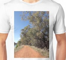 Walking track by channel Unisex T-Shirt