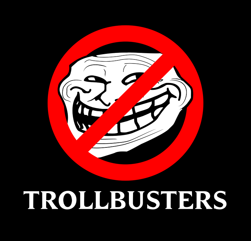 Trollbusters by ABOhiccups