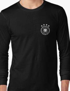 Germany National Football -  Euro 2016 Long Sleeve T-Shirt