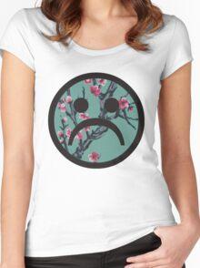 Arizona Smiley Aesthetics Women's Fitted Scoop T-Shirt