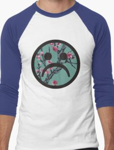 Arizona Smiley Aesthetics Men's Baseball ¾ T-Shirt