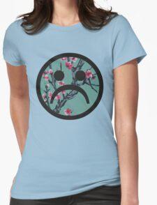 Arizona Smiley Aesthetics Womens Fitted T-Shirt