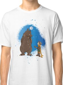 Nice to meet you mister bear! Classic T-Shirt