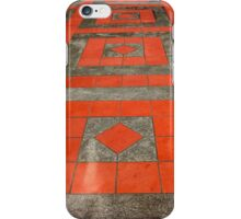Paving Stone Patterns iPhone Case/Skin