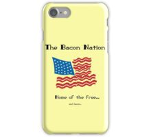 Bacon Nation iPhone Case/Skin