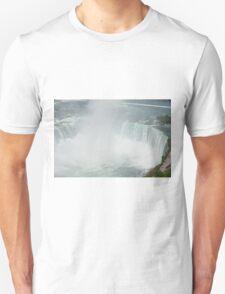 Horseshoe Falls, Niagara  Unisex T-Shirt