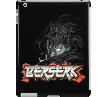 Berserk - Guts Glowing Eye Large w/o Brand iPad Case/Skin