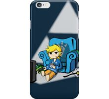 Just Wind Wakin' Up (Legend of Zelda Wind Waker) iPhone Case/Skin