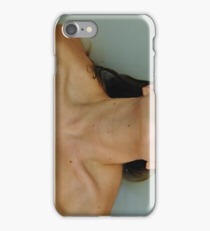Drowning Lady iPhone Case/Skin