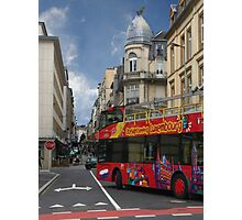 Luxembourg Sightseeing   Photographic Print