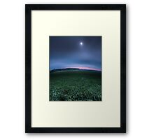 Little big planet Framed Print