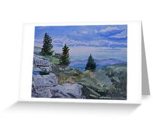 West Virginia On My Mind Greeting Card