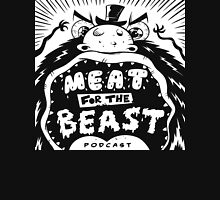 Meat For The Beast podcast logo Unisex T-Shirt