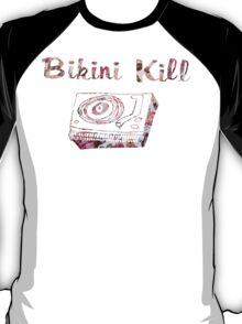 Bikini Kill Floral Logo T-Shirt