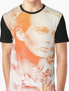 Jane Goodall Graphic T-Shirt