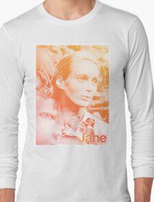 Jane Goodall Long Sleeve T-Shirt