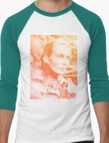 Jane Goodall Men's Baseball ¾ T-Shirt