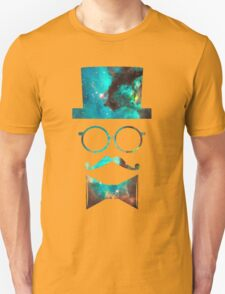 Green Galaxy Fancy Unisex T-Shirt