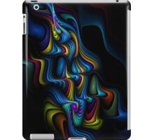Plastic Waves iPad Case/Skin