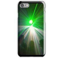 Laser Lights iPhone Case/Skin
