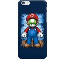 Plumber of Man iPhone Case/Skin