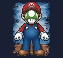 Plumber of Man Kids Tee