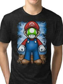 Plumber of Man Tri-blend T-Shirt