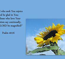 Let All Who Seek You by StillBeauty