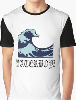 water boys emoji aesthetics Graphic T-Shirt