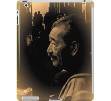 Faces of The City iPad Case/Skin