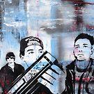 Beastie Boys by Katie Robinson