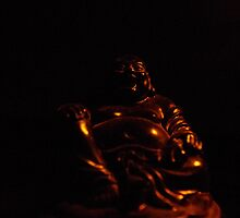 The Golden Buddha  by stansbury