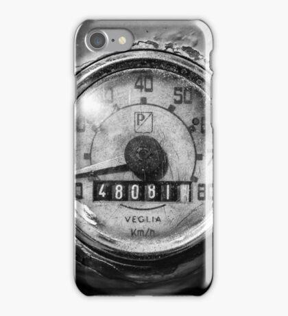 Vespa #2 iPhone Case/Skin