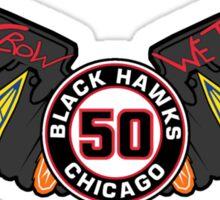 Crow Knows Best Sticker