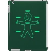 HealthyBoy3000 iPad Case/Skin