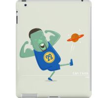 Draymond Green Kickin it iPad Case/Skin