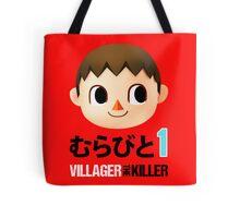 Villager the Killer (Murabito 1) Tote Bag