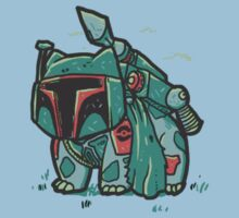 Bulba Fett by greglaporta