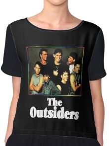 The Outsiders Movie Chiffon Top